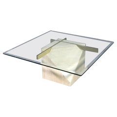 Artedi Stone Base Table