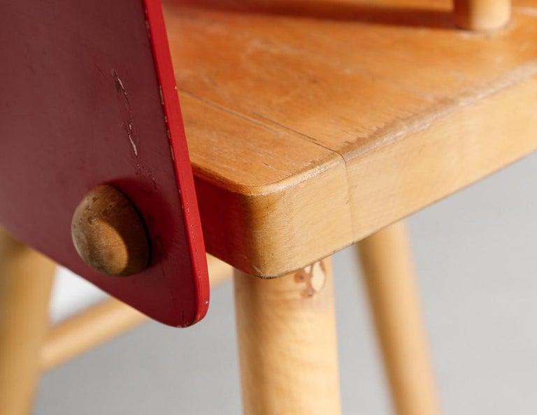 Artek '616' High Chair For Sale 4