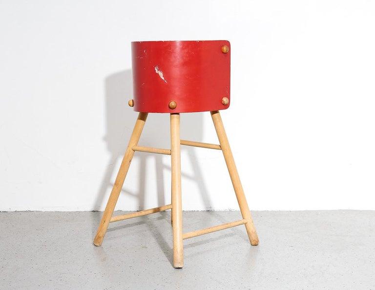 Mid-20th Century Artek '616' High Chair For Sale