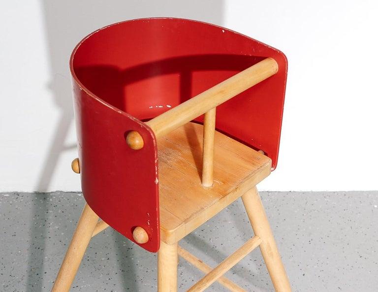 Artek '616' High Chair For Sale 1