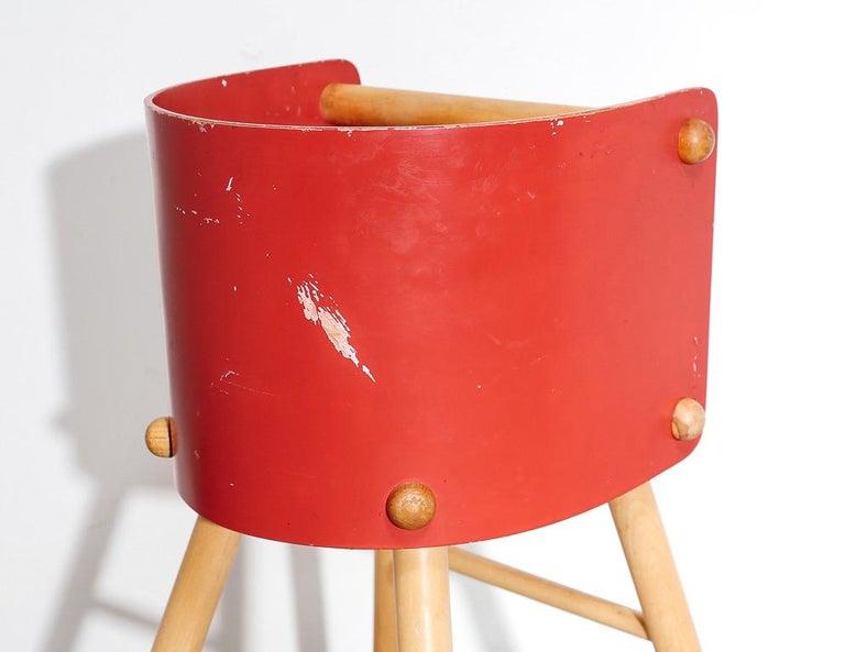 Artek '616' High Chair For Sale 3