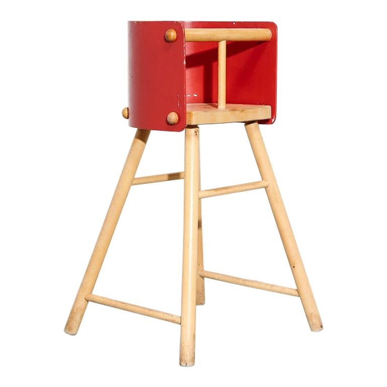 Artek '616' High Chair For Sale
