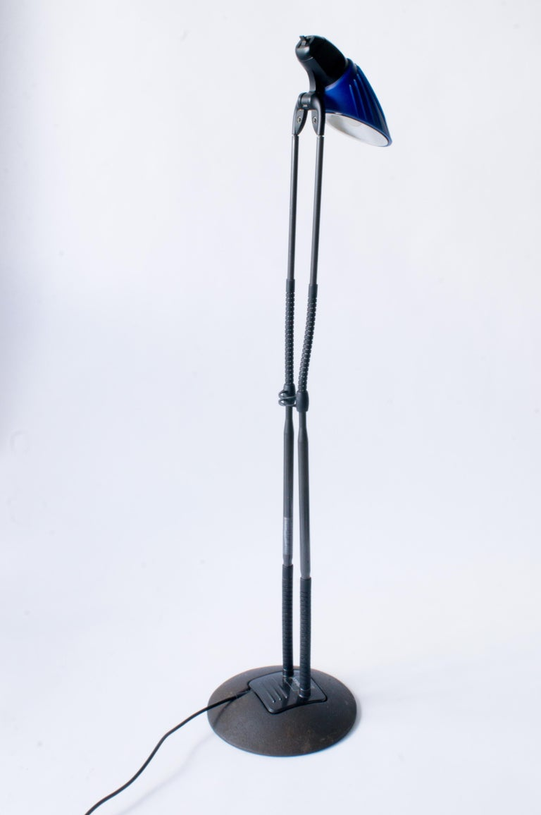 Late 20th Century Arteluce Tango Stephan Copeland Lamp 1980s Style Postmodern  For Sale