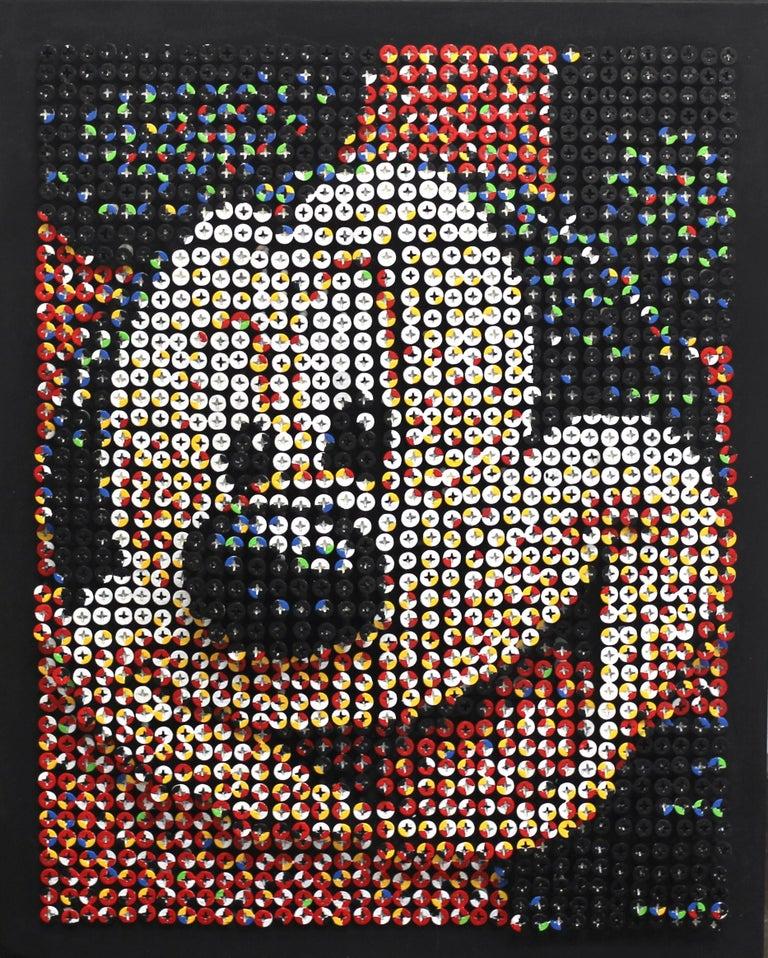 Hey Mickey!  - Mixed Media Art by Artem Ryskin
