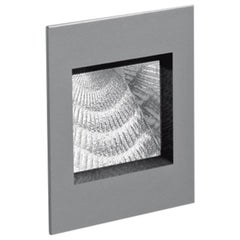 Artemide Aria Mini Outdoor Recessed Light in Gray by Massimo Sacconi