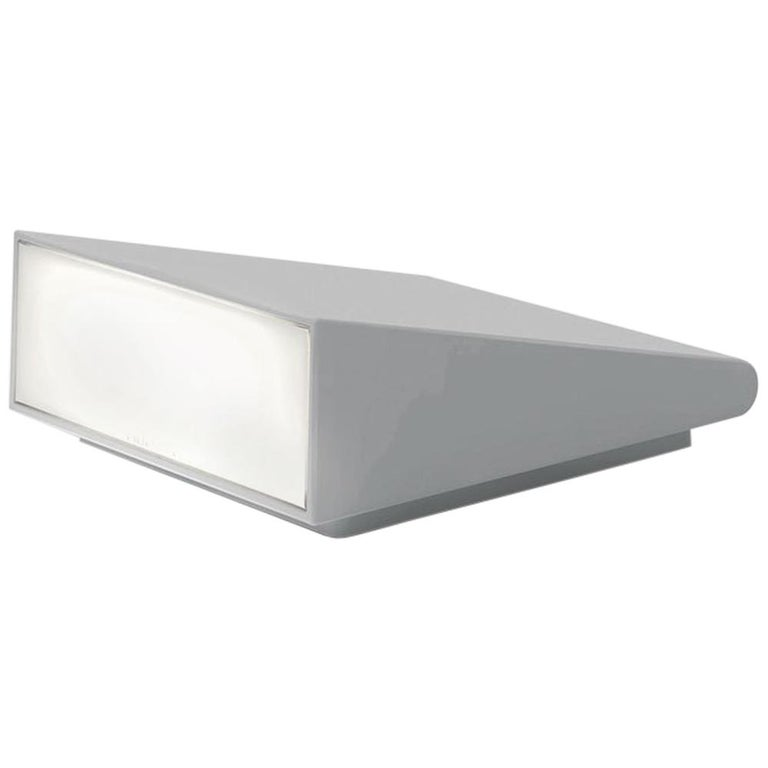 Artemide Cuneo Wall and Floor Light in White by Klaus Begasse For Sale