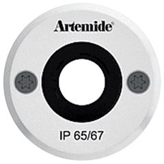 Artemide Ego 55 Round 32° Downlight in Aluminum by Ernesto Gismondi