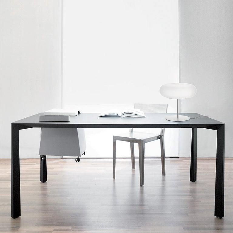 Contemporary Artemide Itka Table Light in White by Naoto Fukasawa For Sale