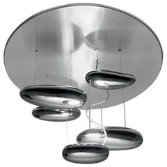 Artemide Mercury Mini Dimmable Led Ceiling Light by Ross Lovegrove