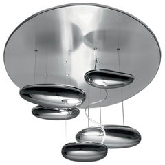Artemide Mercury Mini Dimmable Led Ceiling Light by Ross Lovegrove
