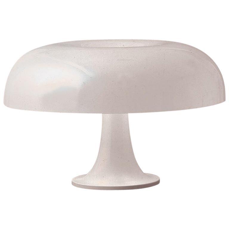 Artemide Nesso Table Lamp in White