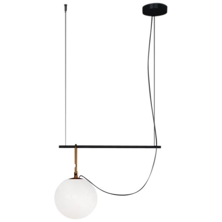Artemide NH S1 22 Suspension Light For Sale