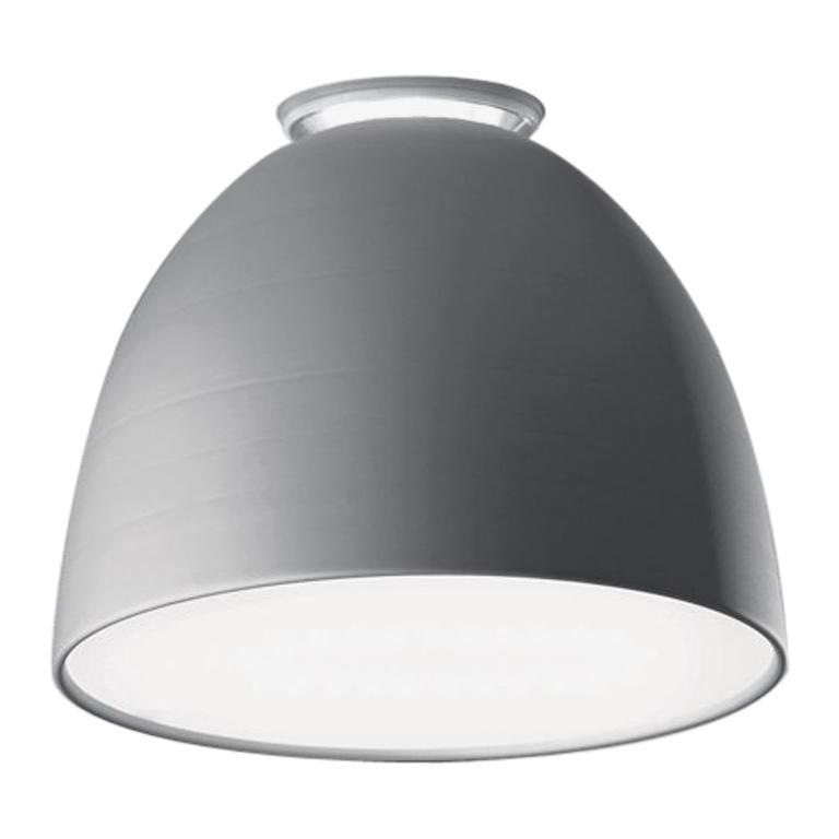 Artemide Nur Mini Ceiling Light in Aluminum