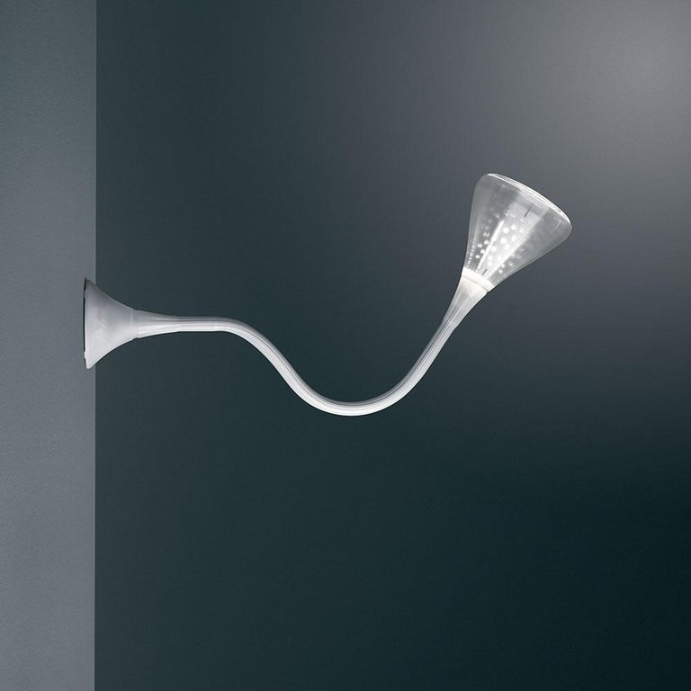Artemide Pipe Dimmable Led Wall And Ceiling Light By