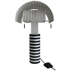 "Artemide ""SHOGUN"" Table Lamp Designed by Mario Botta, Italy 1980s"