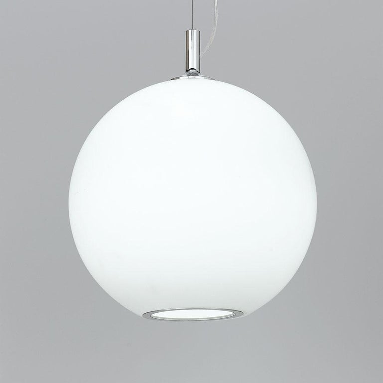 Adding a sophisticated accent to any room with its vintage aesthetics. Sphera's architecture allows a spotlight effect, while also diffusing a warm radius of soft light.  Bulb not included. Only available in the United States.