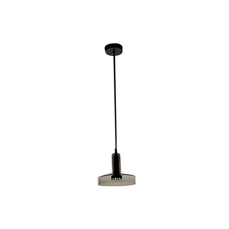 Artemide Stablight a Suspension Light in Clear Brown For Sale