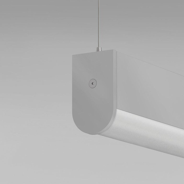 Modern Artemide Suspended Round Ledbar 60 with Direct and Indirect Light by NA Design For Sale