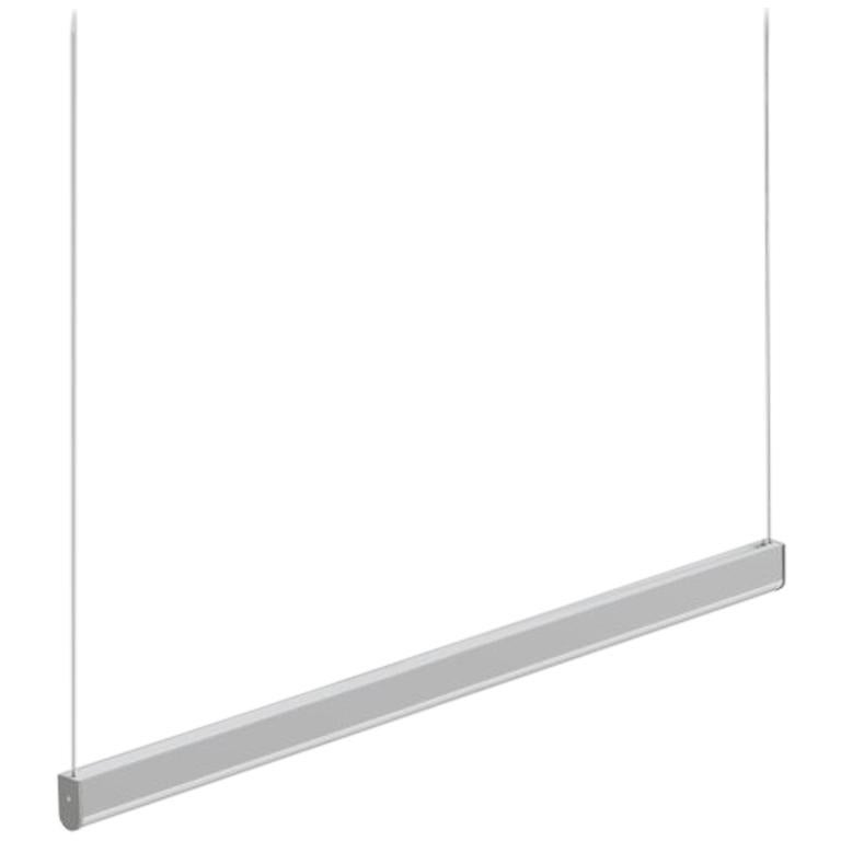 Artemide Suspended Round Ledbar 60 with Direct and Indirect Light by NA Design For Sale