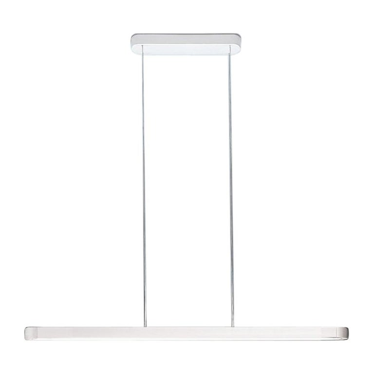 Artemide Talo 150 LED Suspension Light with Dimmer in White For Sale