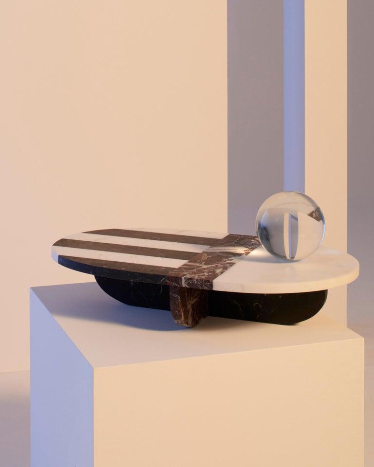 Modern Artemisia Marble Centerpiece by Matteo Cibic For Sale