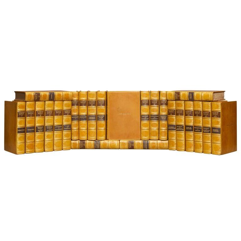 Mid-20th Century Arthur C. Doyle, Complete Works For Sale