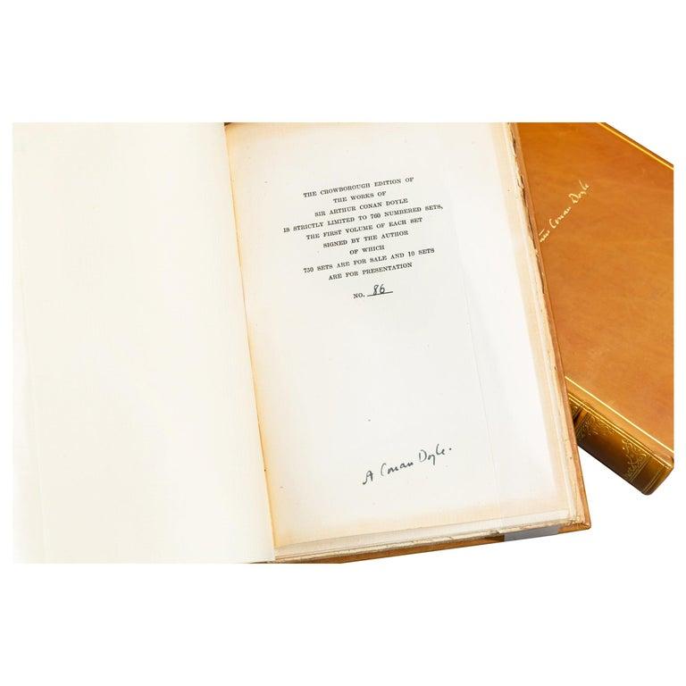 Arthur C. Doyle, Complete Works For Sale