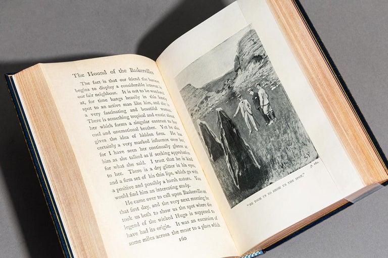 Arthur C. Doyle, The Hound of The Baskervilles 3