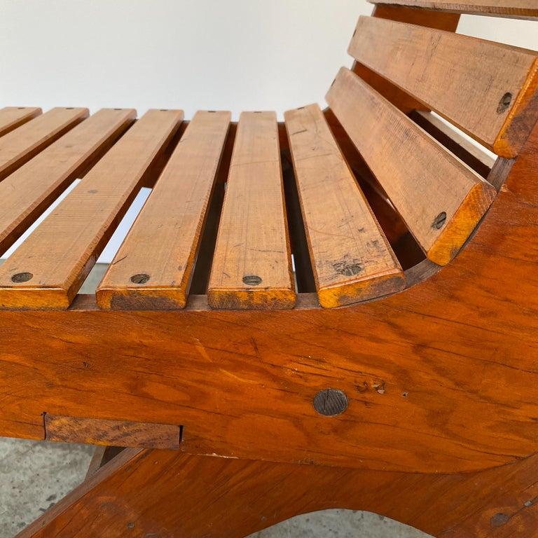 Arthur Collani Tilt-Back Chair For Sale 4