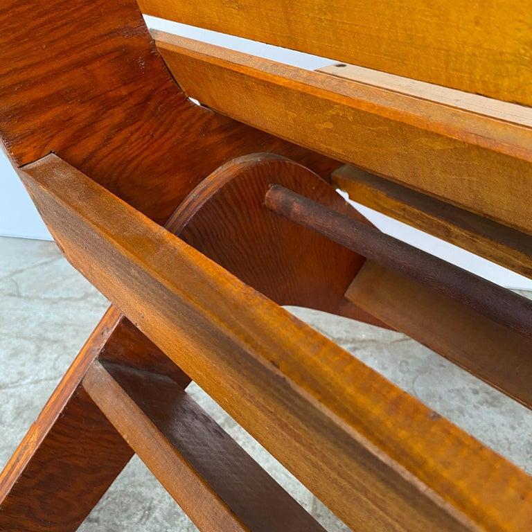 Arthur Collani Tilt-Back Chair For Sale 5