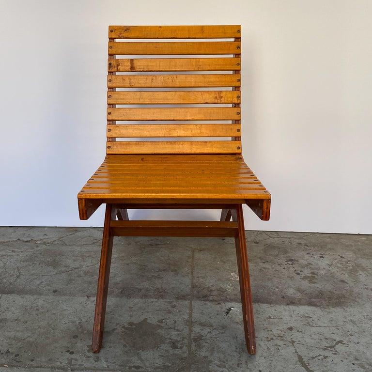 Arthur Collani Tilt-Back Chair For Sale 1