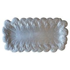 Arthur Court Rams Head Serving Platter Plate