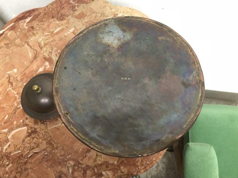Early 20th Century Arthur Dixon, Birmingham Guild of Handicrafts, Arts & Crafts Copper & Brass Jug For Sale