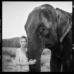 Kate Moss, Nepal, British Vogue