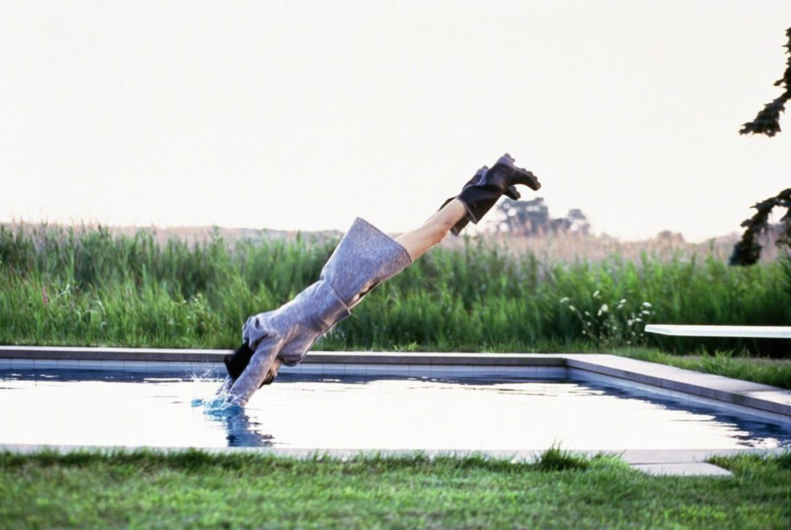 Stella Diving, Watermill, NY, Vogue