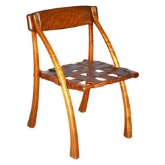 Arthur Espenet Carpenter Sedua Wishbone Chair