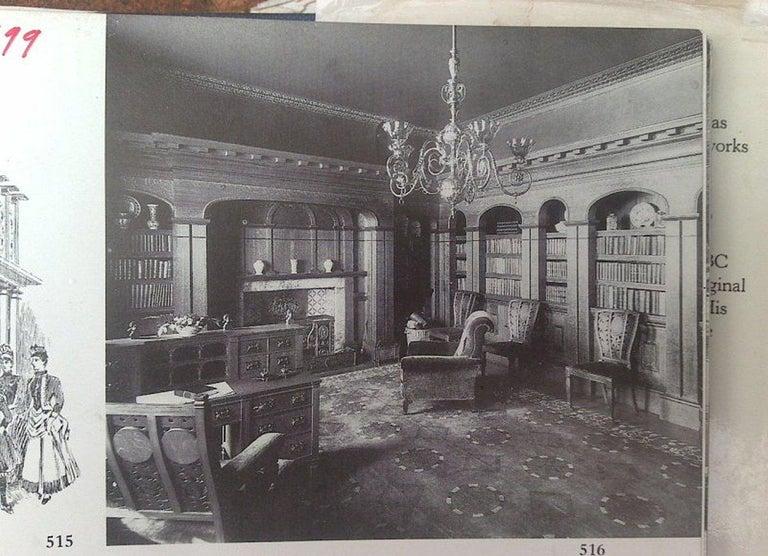 Arthur Heygate Mackmurdo for the Century Guild. An Important Art Nouveau Chair For Sale 1