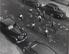 Chalk Games, New York City