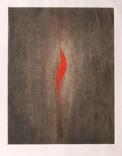 Brown Abstract Prints