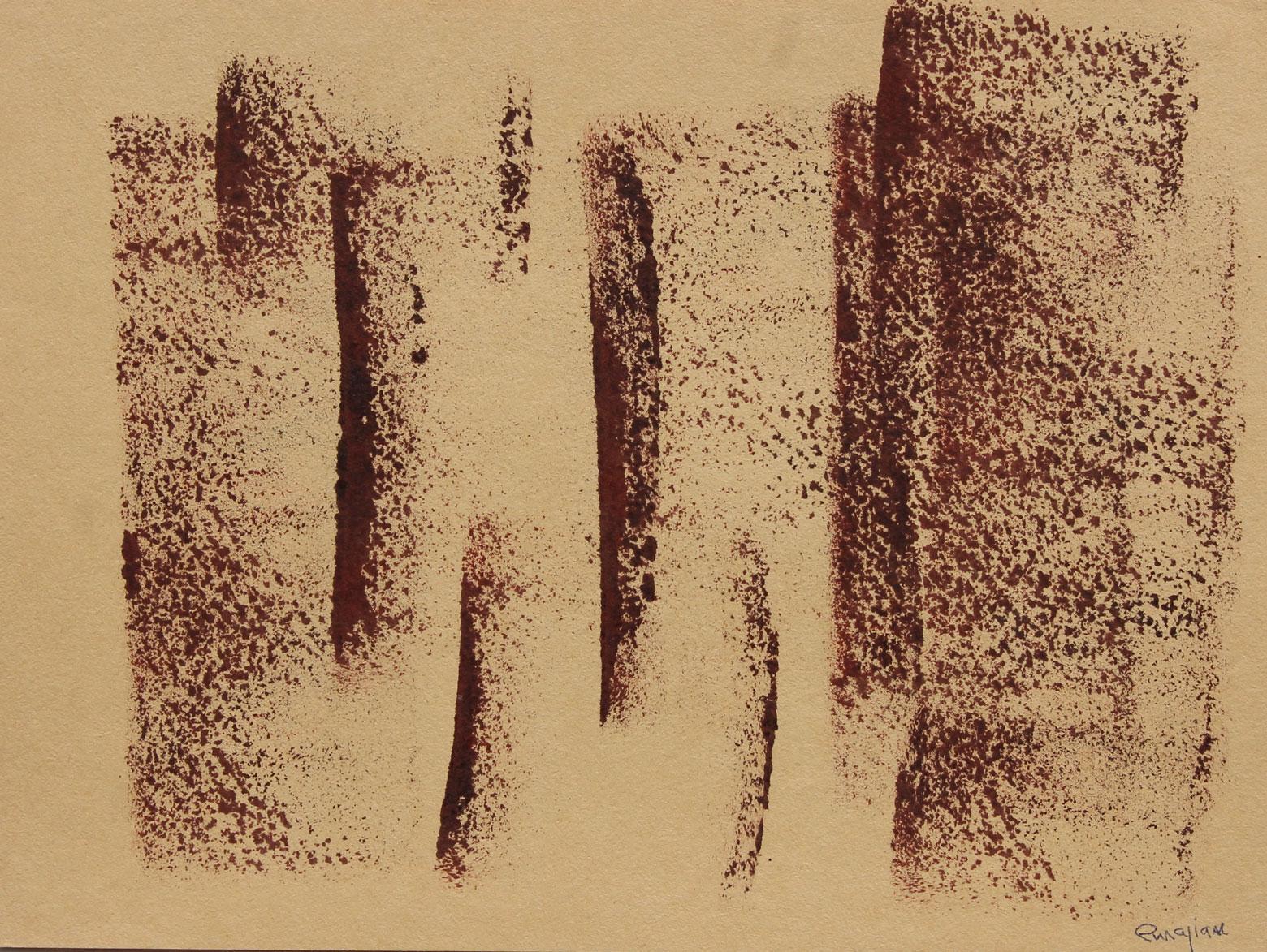 Abstract landscape, Untitled, archived No. 4056