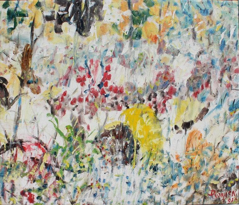 Arthur Pinajian Landscape Painting - Belport NY, Landscape, archived number 3784