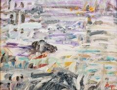 Purple Landscape, archived number 746
