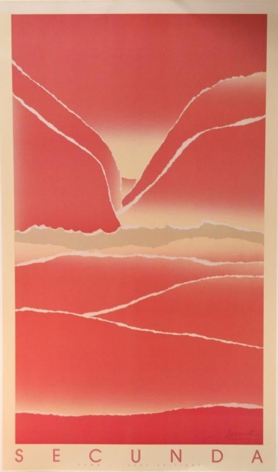 """Oriental Dream"", Arthur Secunda, Beverly Hills, California, March, 1980"
