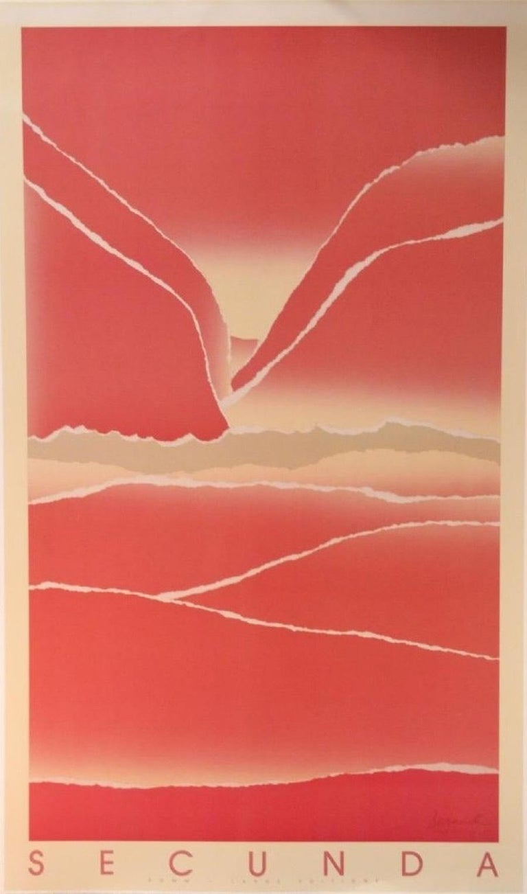 """Oriental Dream"", Arthur Secunda, Beverly Hills, California, March, 1980 - Print by Arthur Secunda"