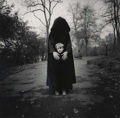 Death Fantasy (a haunting image which portrays a boy's worst nightmare)