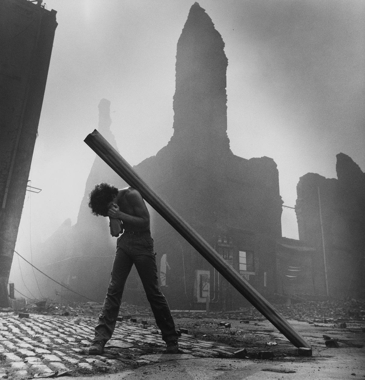 The Burning Warehouse