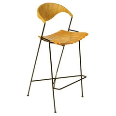Arthur Umanoff Bar Stools for Raymor Restored