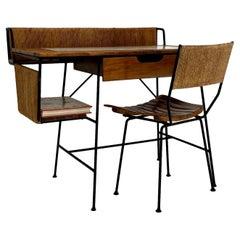 Arthur Umanoff Desk and Chair