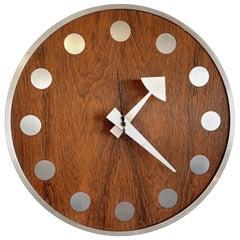 Arthur Umanoff for Howard Miller Meridian Clock