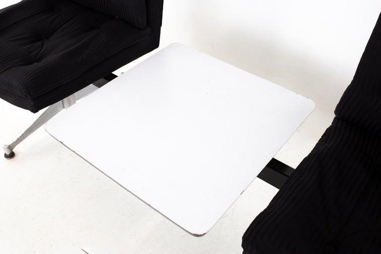 Arthur Umanoff for Madison Furniture Mid Century Modular 2 Seater Bench For Sale 3